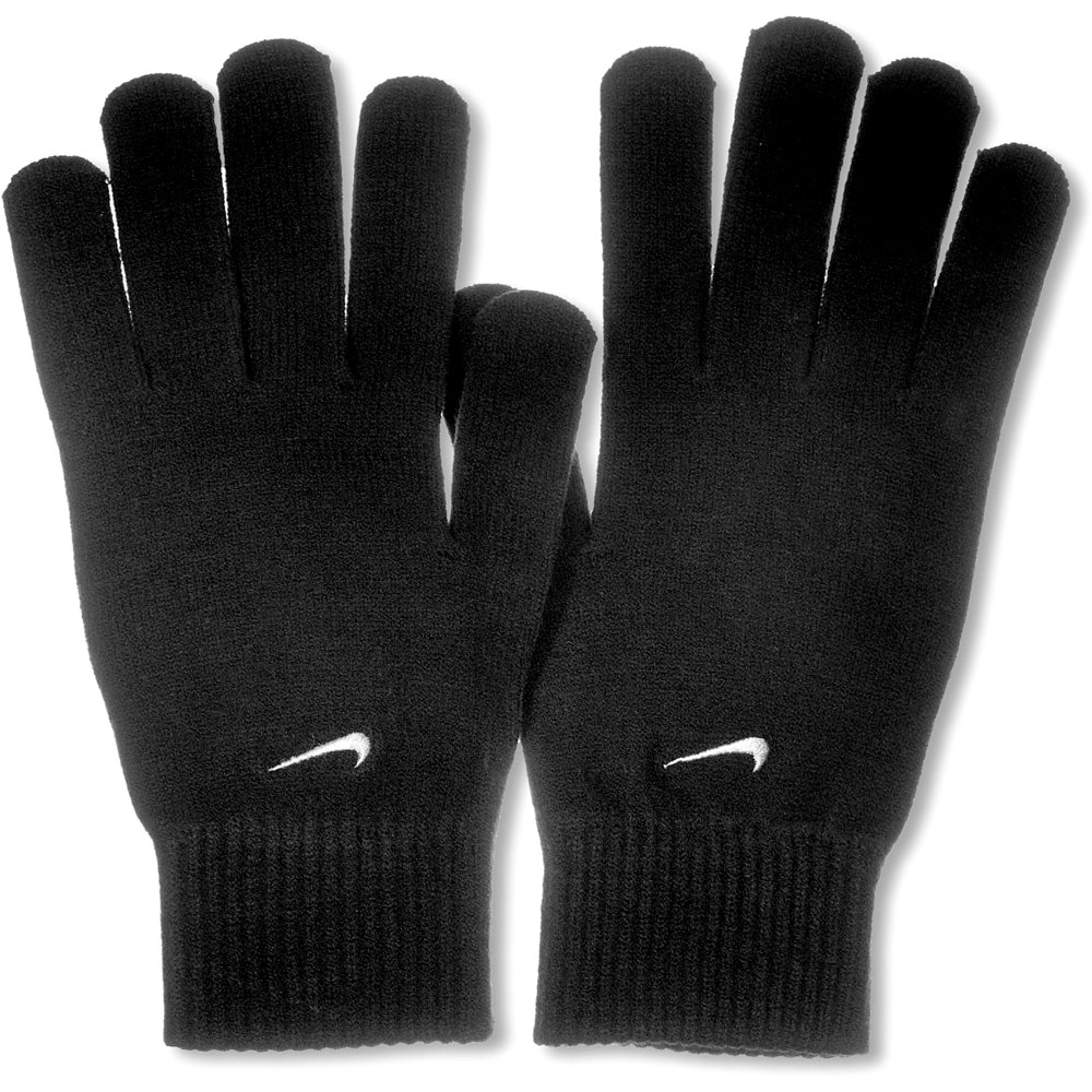 Nike Knıtted Gloves S/m Siyah S/m