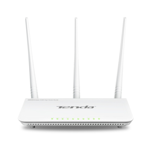 Tenda FH303 4Port 300Mbps 3 Anten HighPower Router
