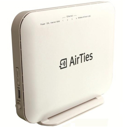 AirTies Air 5650 300Mps ADSL2-VDSL 4Port Modem